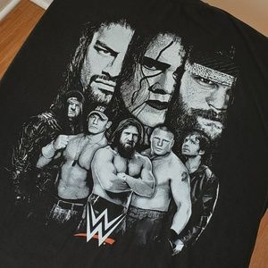 WWE 3XL Bray Cena Sting Undertaker Brock Roman